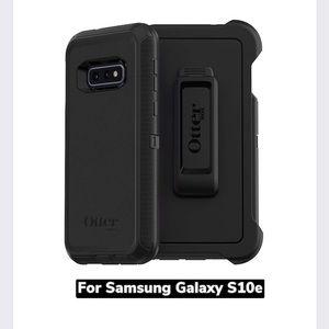 OtterBox   📱 Galaxy S10e Defender Pro phone Case